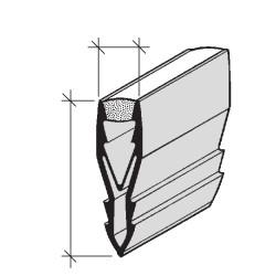 joint de fractionnement adesol tego. Black Bedroom Furniture Sets. Home Design Ideas