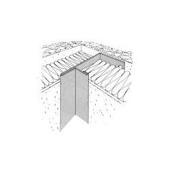 Profilés pour isolation extérieure Angles