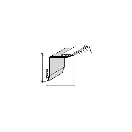 Protection d 39 angles rentrants aluminium ou inox adh sive for Inox ou aluminium cuisine