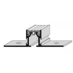 Joint de dilatation Aluminium filé, brut AJCN 30