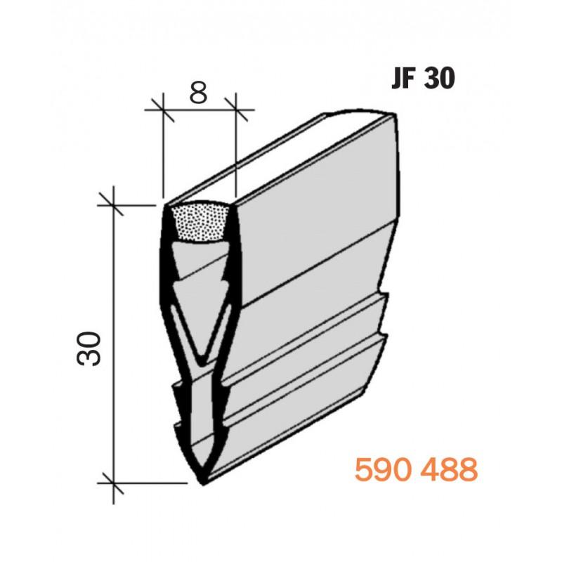 Joint de fractionnement pour sol scell jf 30 pvc 590488 - Joint de fractionnement ...