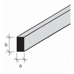 Joints de fractionnement et décoration Aluminium filé, brut ou anodisé incolore