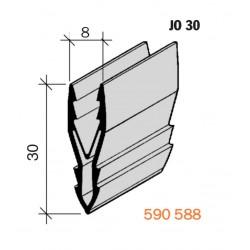 Joint de fractionnement pour sol JO 30 PVC