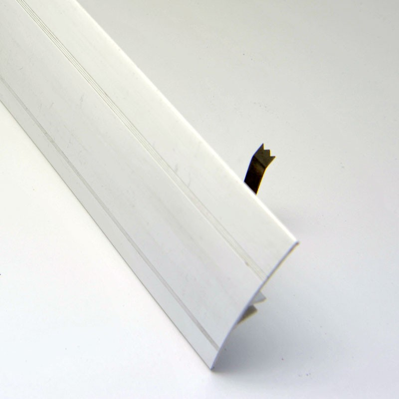 Couvre joint pvc de fa ade plat adesol tego for Couvre joint pvc fenetre