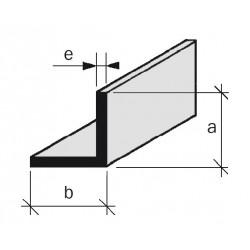 Cornière égale PVC