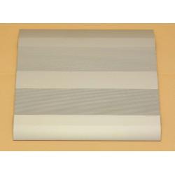 Couvre-joints de dilatation pour sol aluminium filé, anodisé incolore