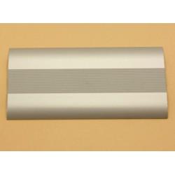 Couvre-joints de dilatation pour sol aluminium filé, anodisé incolore 464015