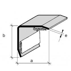 Cornière aluminium ou inox