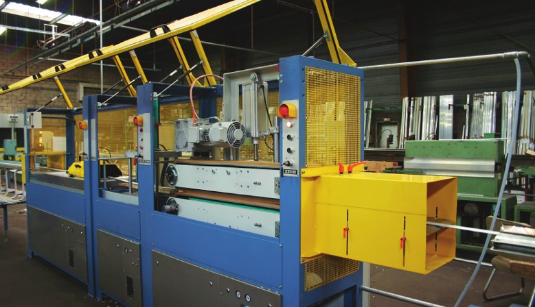 Notre usine de fabrication